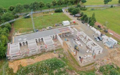 Bautagebuch Neubau Kita Bahrdorf