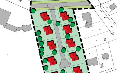 Freie Bauplätze in Saalsdorf sofort Verfügbar