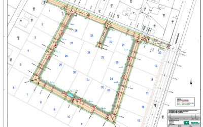 """Straßenendausbau""""Lange Stücke"""" in Grafhorst vom 21.04.2021-31.08.2021"""