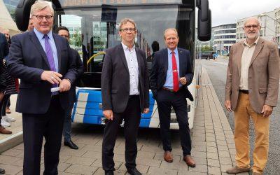Die Linie 380 Wolfsburg – Helmstedt wird zur neuen Landesbuslinie